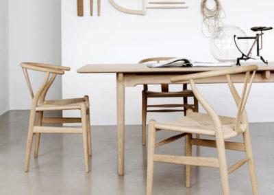 Carl Hansen - CH24 Wishbone Chair